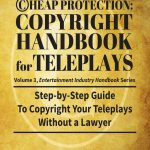 Vol. 3 Teleplays with award front cover